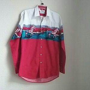 Roper Border Western Shirt